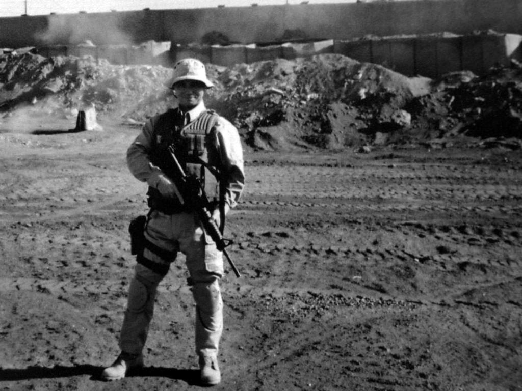 Experimental Traveler in Iraq
