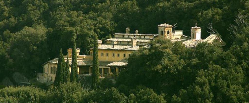 Umbria, Italy - Eremo delle Grazie