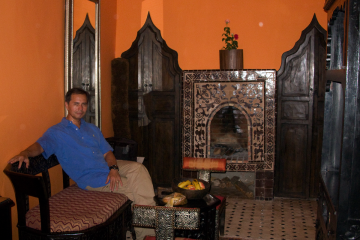Mind Mapper Experimental Traveler in Morocco