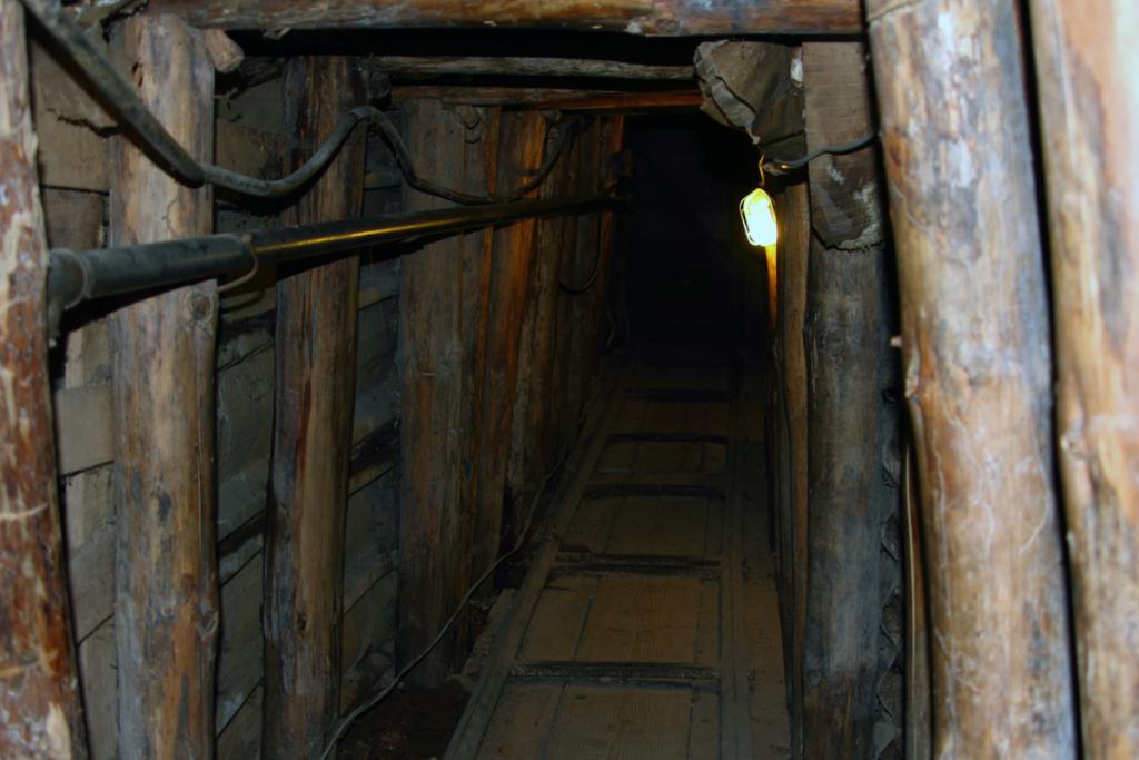 Siege of Sarajevo - The Tunnel