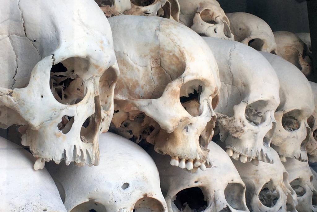 Killing Fields of Cambodia – Choeung Ek